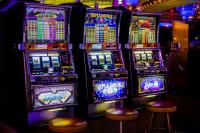 machines à sous casinos terrestres